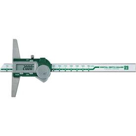 新潟精機 SK デジタルデプスゲージ 150mm GDCS-150D