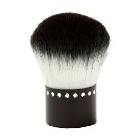 あかしや 化粧筆 カブキブラシ ブラック K20-BK