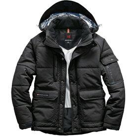 バートル BURTLE バ−トル 防寒ジャケット 7510−35−L ブラック 7510-35-L
