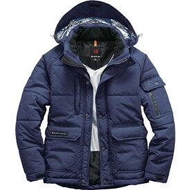 バートル BURTLE バ−トル 防寒ジャケット 7510−3−L ネイビー 7510-3-L