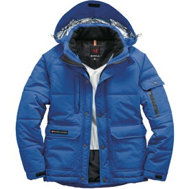 バートル BURTLE バ−トル 防寒ジャケット 7510−47−S サーフブルー 7510-47-S