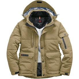 バートル BURTLE バ−トル 防寒ジャケット 7510−23−L カーキ 7510-23-L