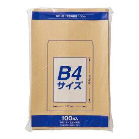 マルアイ MARUAI クラフト封筒Z角185G100枚 PKZ118