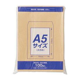 マルアイ MARUAI クラフト封筒Z角585G100枚 PKZ158