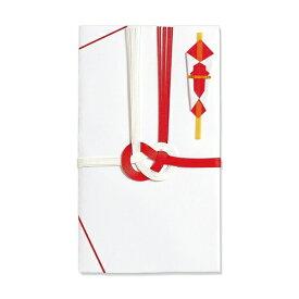 マルアイ MARUAI 祝金封赤白7本斜折5枚パック P5103
