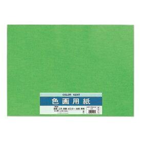 マルアイ MARUAI 色画用紙N433きみどり PIN43YG