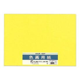 マルアイ MARUAI 色画用紙N455レモン PIN45LY