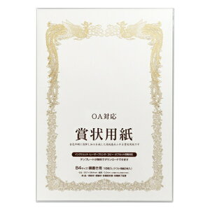 マルアイ MARUAI GP-SHB4T 〔各種プリンタ〕賞状用紙 縦型 0.2mm [B4 /10枚]