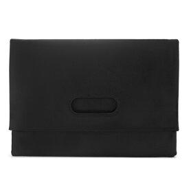 アーキサイト ARCHISITE ノートパソコン/タブレットPC対応[〜13.3インチ] Laptop Case CLUTCH クラッチバッグ MOBO ブラック AM-PBCL-BK