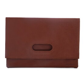 MOBO モボ ノートパソコン/タブレットPC対応[〜13.3インチ] Laptop Case CLUTCH クラッチバッグ ブラウン AM-PBCL-BR