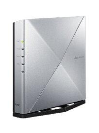 NEC エヌイーシー PA-WX6000HP wifiルーター Aterm WX6000HP [Wi-Fi 6(ax)/ac/n/a/g/b][無線LANルーター]