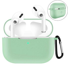 AMOVO アモーボ AirPods Pro caseカバー 抹茶 AMO001MA