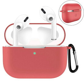 AMOVO アモーボ AirPods Pro caseカバー レッド AMO001RE
