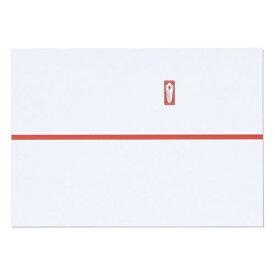 マルアイ MARUAI 祝のし紙赤棒横手判N N6