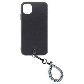 Straps ストラップス Straps(ストラップス) iPhone 11ケース+フィンガーストラップ アイスバーグ Straps(ストラップス) アイスバーグ KSTPS-F11-ICB