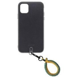 Straps ストラップス Straps(ストラップス) iPhone 11ケース+フィンガーストラップ リオ Straps(ストラップス) リオ KSTPS-F11-RIO