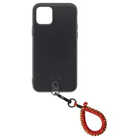 Straps ストラップス Straps(ストラップス) iPhone 11 Proケース+フィンガーストラップ マイアミ Straps(ストラップス) マイアミ KSTPS-F11P-MIA