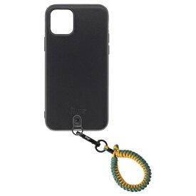 Straps ストラップス Straps(ストラップス) iPhone 11 Proケース+フィンガーストラップ リオ Straps(ストラップス) リオ KSTPS-F11P-RIO