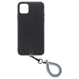 Straps ストラップス Straps(ストラップス) iPhone 11 Pro Maxケース+フィンガーストラップ アイスバーグ Straps(ストラップス) アイスバーグ KSTPS-F11PM-ICB