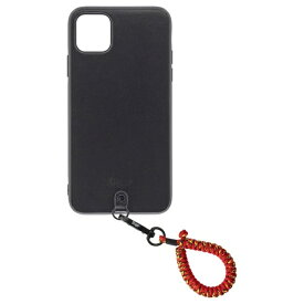 Straps ストラップス Straps(ストラップス) iPhone 11 Pro Maxケース+フィンガーストラップ マイアミ Straps(ストラップス) マイアミ KSTPS-F11PM-MIA