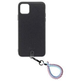 Straps ストラップス Straps(ストラップス) iPhone 11 Pro Maxケース+フィンガーストラップ クラウド Straps(ストラップス) クラウド KSTPS-F11PM-CLD