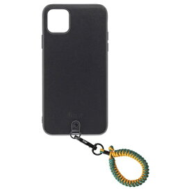Straps ストラップス Straps(ストラップス) iPhone 11 Pro Maxケース+フィンガーストラップ リオ Straps(ストラップス) リオ KSTPS-F11PM-RIO