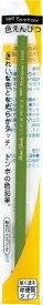 トンボ鉛筆 Tombow 色鉛筆1500黄緑パック BCX-106