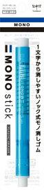 トンボ鉛筆 Tombow ホルダー消しゴムモノスティックブルーPK JCC-121B
