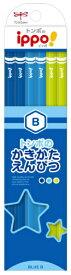 トンボ鉛筆 Tombow かきかた鉛筆プレーンM04 B KB-KPM04-B