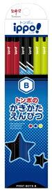 トンボ鉛筆 Tombow かきかた鉛筆プリントM04 B KB-KRM04-B