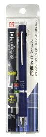 サクラクレパス SAKURA COLOR PRODUCT ボールサイン4+1ネイビー(フック)