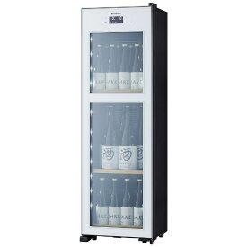 さくら製作所 SAKURA WORKS 低温冷蔵クーラー ZERO CHILLED ホワイト OSK20-W [20本 /右開き][OSK20W]
