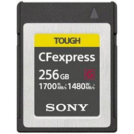 ソニー SONY CFexpressカード Type B TOUGH(タフ) CEB-Gシリーズ CEB-G256 [256GB]