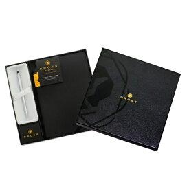 クロス CROSS ノートブック付きギフトボックスセット センチュリーツー ボールペン 3502WG/ノートブック ブラック 3502WG/1M