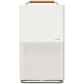 アマダナ Amadana PA-301-WH 薄型空気清浄機 ホワイト [適用畳数:22畳 /PM2.5対応]【point_rb】