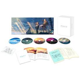 【2020年05月27日発売】 東宝 「天気の子」Blu-ray コレクターズ・エディション 4K Ultra HD Blu-ray 同梱 5 枚組(初回生産限定)【ブルーレイ】