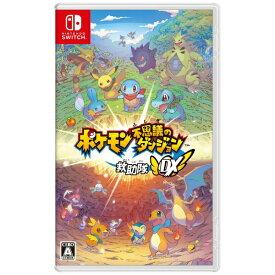任天堂 Nintendo ポケモン不思議のダンジョン 救助隊DXニンテンドースイッチ ソフト 【Switch】