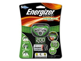 エナジャイザー Energizer HDL2005GR ヘッドライト グリーン [LED /防水]