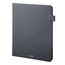 坂本ラヂヲ EURO Passione Book PU Leather Case for iPad Pro 11 CLC-63918 ネイビー