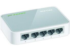 TP-Link 5ポート 10/100Mbps デスクトップ スイッチ[TLSF1005D]