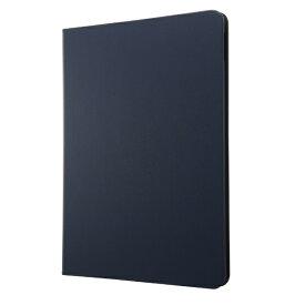 レイアウト rayout 10.2インチ iPad(第7世代)用 レザーケース スタンド機能付き RT-PA14LC1/DN ダークネイビー