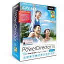 サイバーリンク CyberLink PowerDirector 18 Ultra アカデミック版[PDR18ULTAC001]