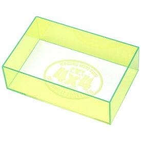 タミヤ TAMIYA 【ミニ四駆】ミニ四駆特別企画 ミニ四駆 チェックボックス(全長・最大幅)ネオングリーン