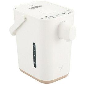 【2020年2月上旬】 象印マホービン ZOJIRUSHI CP-CA12-WA 電気ポット STAN. ホワイト [1.0L]