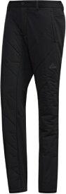 アディダス adidas メンズ パンツ キルティング 中わたパンツ(Oサイズ/ブラック) IPJ14