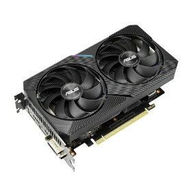 ASUS エイスース グラフィックボード DUAL-RTX2070O8G-MINI [8GB /GeForce RTXシリーズ]