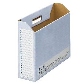 プラス PLUS ボックスF5冊PFL098BFBL FL-098BFBL