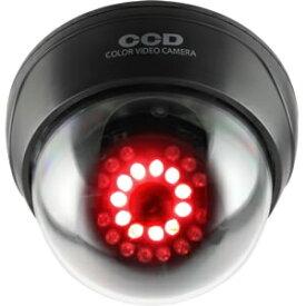 オンスクエア On Square ダミーカメラ赤外線ドーム型 ブラック OS-168R