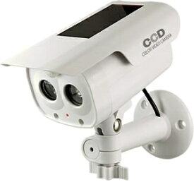 オンスクエア On Square ダミーカメラ人感検知ソーラーバッテリー付 OS-173F