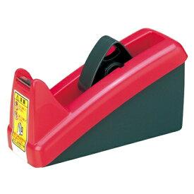 ニチバン NICHIBAN テープカッター 赤 TC-C1